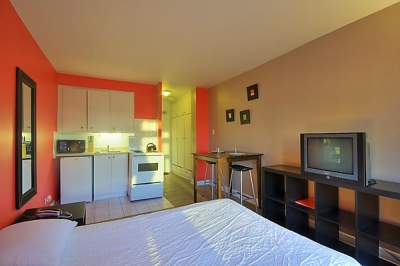appartement location de vacances Montreal